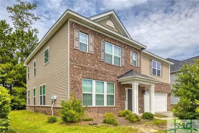 109 Redrock Court, Savannah, GA 31407 (MLS #253957) :: Keller Williams Coastal Area Partners