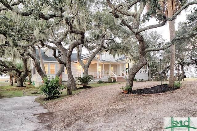 2552 Crusoe Island Drive, Tybee Island, GA 31328 (MLS #253963) :: The Arlow Real Estate Group