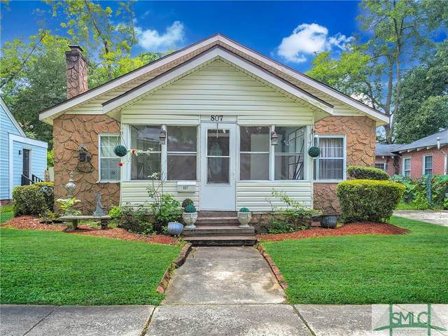 807 E 35th Street, Savannah, GA 31401 (MLS #253970) :: Bocook Realty