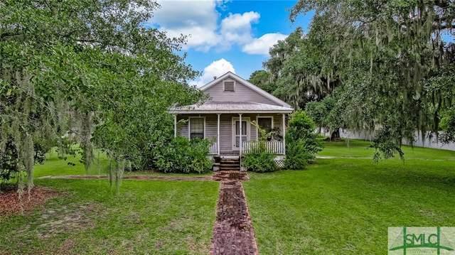 180 Mcintyre Road, Guyton, GA 31312 (MLS #253971) :: Heather Murphy Real Estate Group