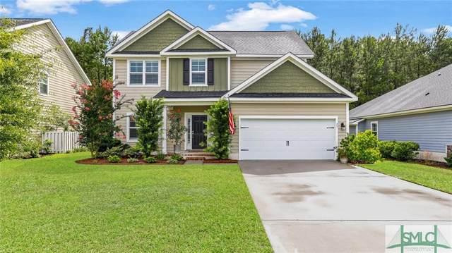 25 Misty Marsh Drive, Savannah, GA 31419 (MLS #253976) :: Teresa Cowart Team