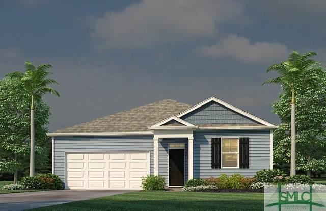 284 Brennan Drive, Richmond Hill, GA 31324 (MLS #253977) :: Keller Williams Coastal Area Partners