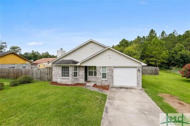 1462 Paul Caswell Boulevard, Hinesville, GA 31313 (MLS #253987) :: Coastal Savannah Homes