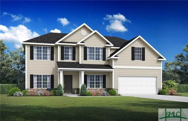 168 Brandonwood Road NE, Ludowici, GA 31316 (MLS #253988) :: McIntosh Realty Team