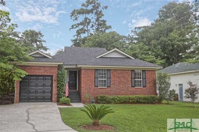 19 S Lake Drive, Savannah, GA 31410 (MLS #253990) :: Keller Williams Coastal Area Partners