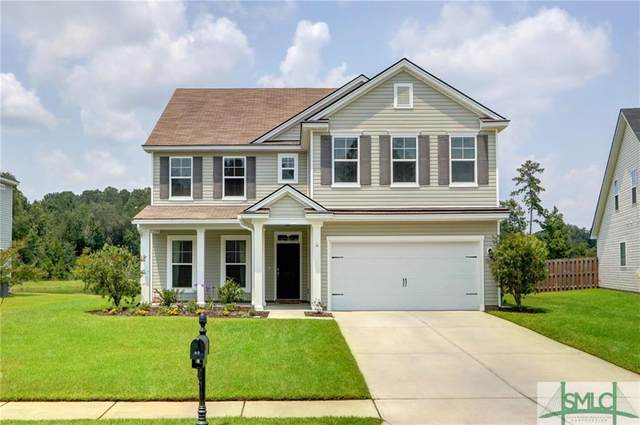60 Melody Drive, Pooler, GA 31322 (MLS #253996) :: Heather Murphy Real Estate Group