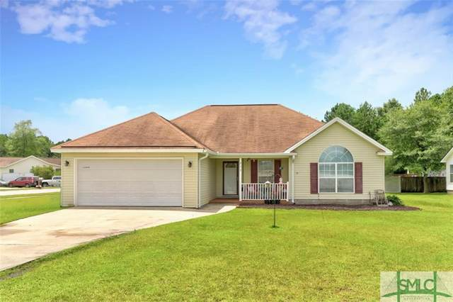 213 Oakwood Court, Rincon, GA 31326 (MLS #254004) :: Keller Williams Coastal Area Partners