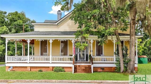301 Church Street, Guyton, GA 31312 (MLS #254021) :: The Arlow Real Estate Group