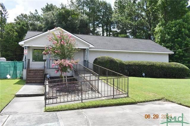 1570 Dean Forest Road, Garden City, GA 31408 (MLS #254023) :: Teresa Cowart Team