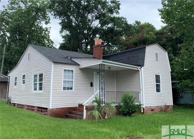 1202 E 38th Street, Savannah, GA 31404 (MLS #254029) :: Teresa Cowart Team