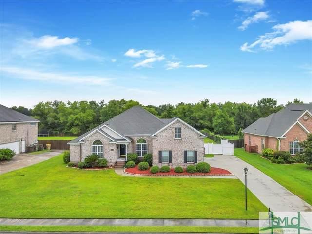211 English Oak Drive, Rincon, GA 31326 (MLS #254031) :: Coldwell Banker Access Realty