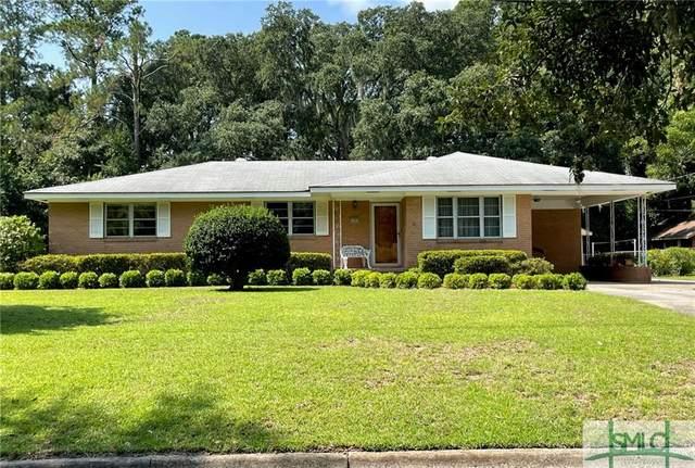 1907 E 62nd Street, Savannah, GA 31404 (MLS #254033) :: Bocook Realty