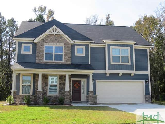 1518 Castleoak Drive, Richmond Hill, GA 31324 (MLS #254043) :: The Arlow Real Estate Group