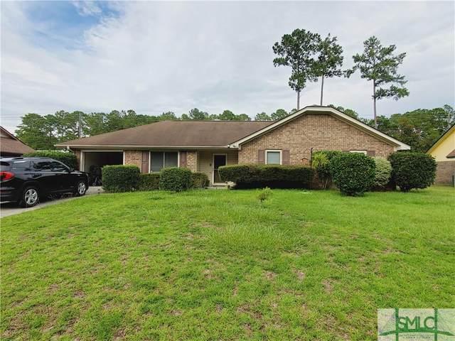802 Mandarin Drive, Hinesville, GA 31313 (MLS #254044) :: Coldwell Banker Access Realty