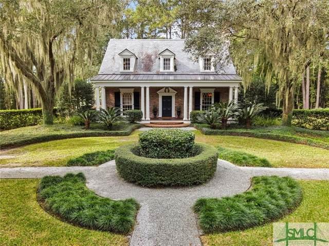 1165 Dublin Drive, Richmond Hill, GA 31324 (MLS #254046) :: The Arlow Real Estate Group