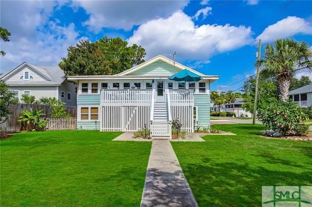 1201 Lovell Avenue, Tybee Island, GA 31328 (MLS #254050) :: The Arlow Real Estate Group