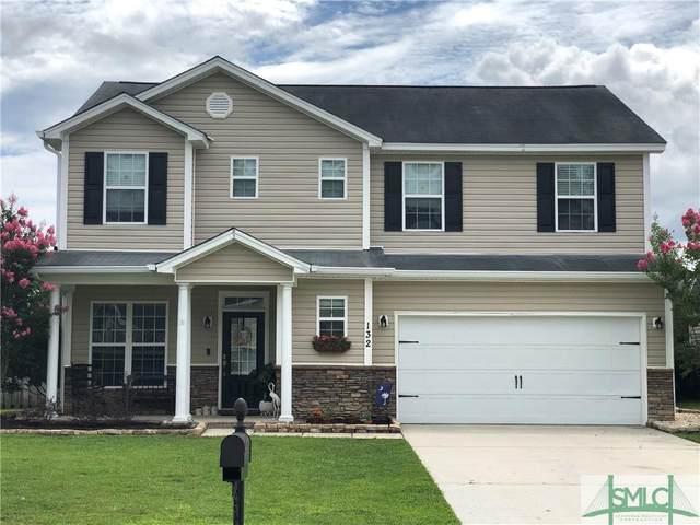 132 Lake House Road, Pooler, GA 31322 (MLS #254051) :: McIntosh Realty Team