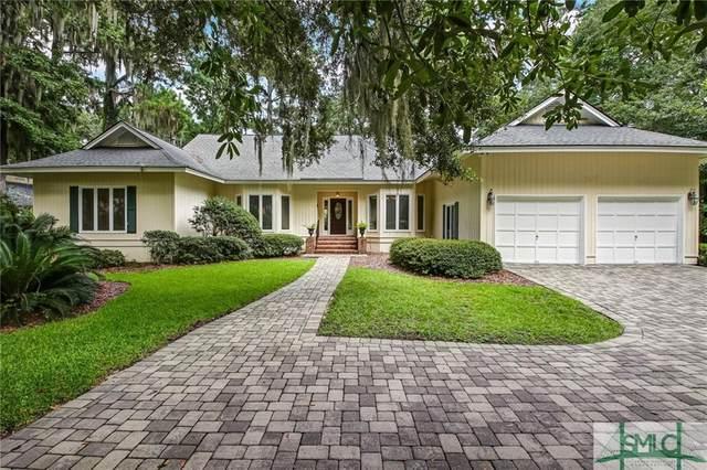 8 Hazel Glen Lane, Savannah, GA 31411 (MLS #254052) :: Teresa Cowart Team