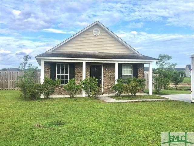 83 Rice Mill Road, Port Wentworth, GA 31407 (MLS #254053) :: Keller Williams Coastal Area Partners