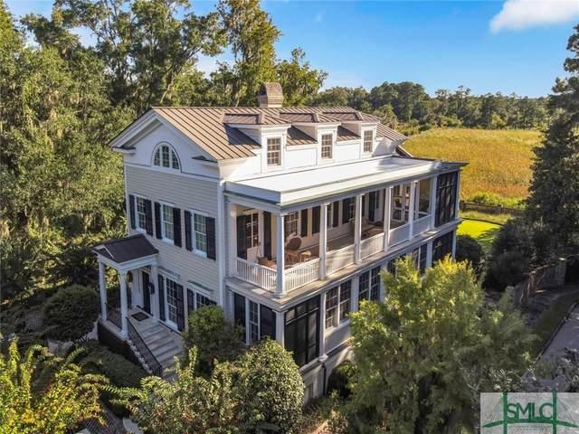 781 Mcallister Landing, Richmond Hill, GA 31324 (MLS #254057) :: The Arlow Real Estate Group
