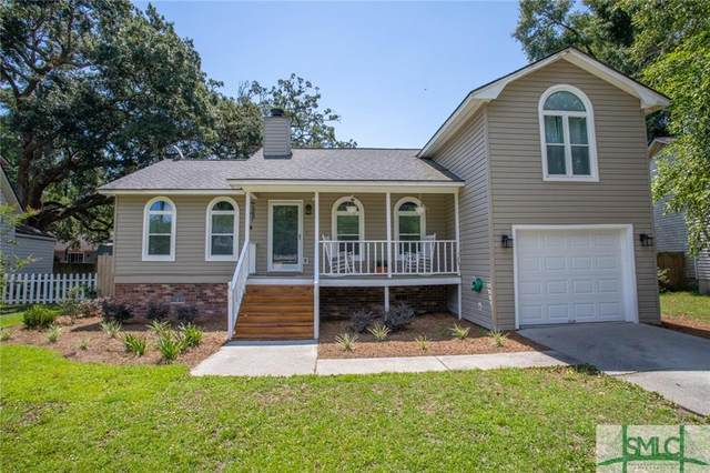 549 Pointe South Drive, Savannah, GA 31410 (MLS #254065) :: Coldwell Banker Access Realty