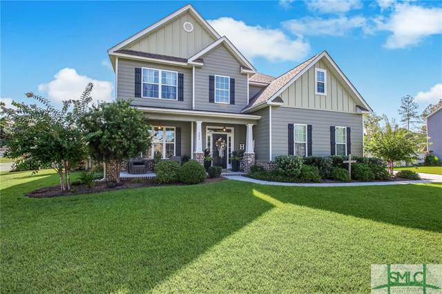 201 Lennox Place, Rincon, GA 31326 (MLS #254066) :: Luxe Real Estate Services