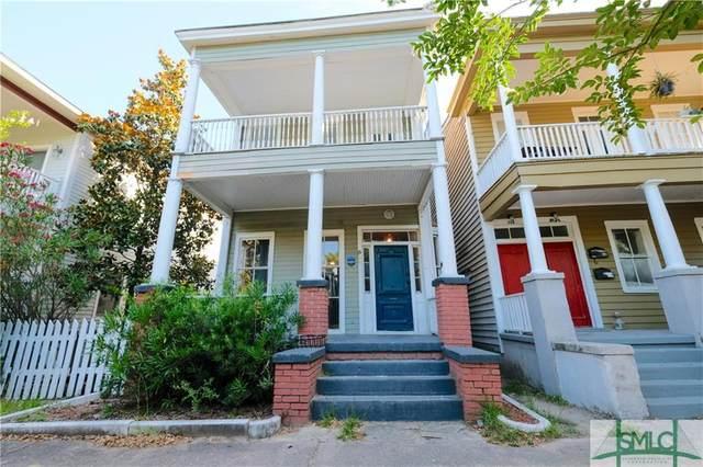 310 E Henry Street, Savannah, GA 31401 (MLS #254070) :: The Sheila Doney Team