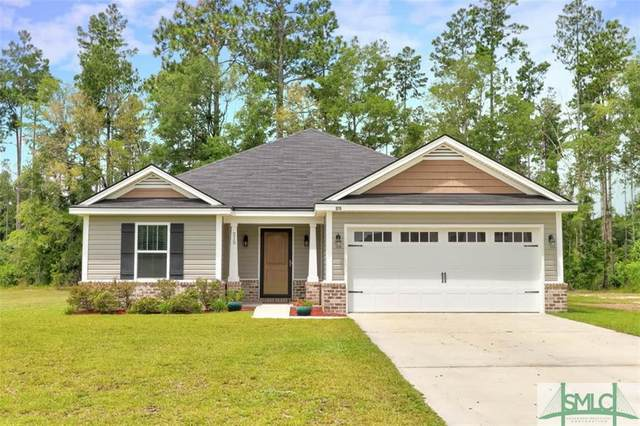 215 Steeple Run Road, Clyo, GA 31303 (MLS #254072) :: The Arlow Real Estate Group