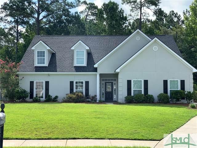 370 Stonebridge Circle, Savannah, GA 31419 (MLS #254075) :: Teresa Cowart Team