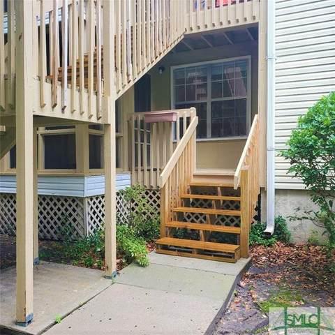 401 N Cromwell Road D2, Savannah, GA 31410 (MLS #254088) :: Coldwell Banker Access Realty