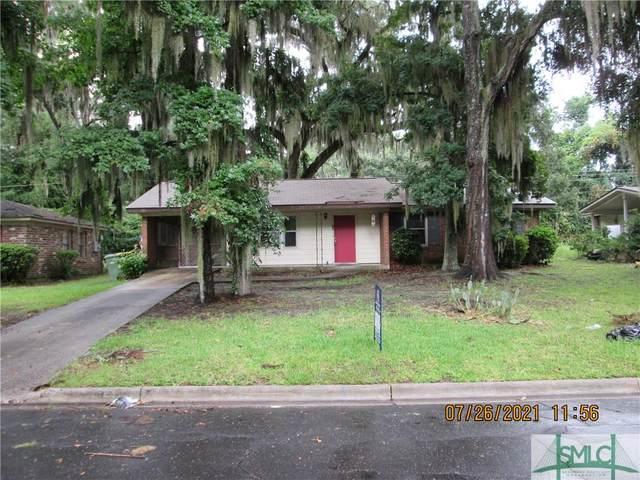 23 Delmar Circle, Savannah, GA 31419 (MLS #254089) :: Liza DiMarco
