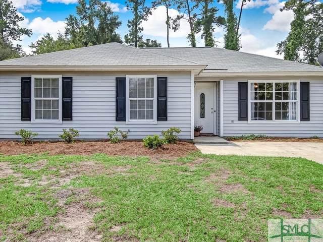 207 Mapmaker Lane, Savannah, GA 31410 (MLS #254092) :: Bocook Realty