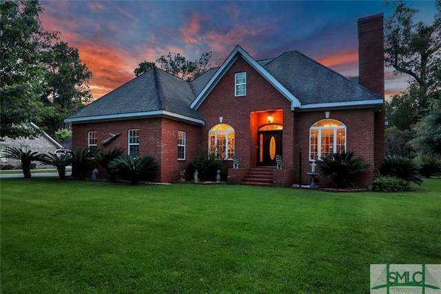 642 Brigantine Dunmore Road, Midway, GA 31320 (MLS #254093) :: Heather Murphy Real Estate Group