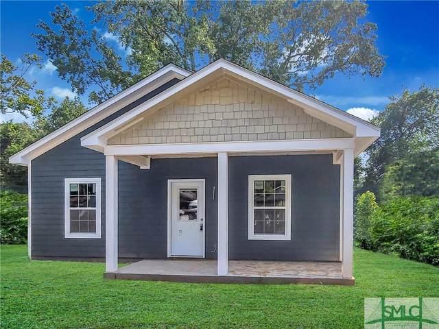 1209 Delesseps Avenue, Savannah, GA 31404 (MLS #254097) :: Coldwell Banker Access Realty