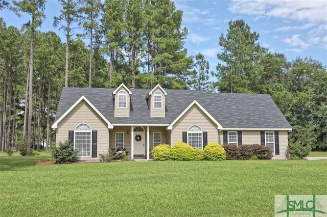 2508 Crepe Myrtle Drive W, Statesboro, GA 30461 (MLS #254104) :: Coldwell Banker Access Realty
