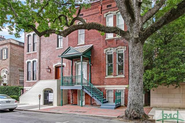 217 E Charlton Street, Savannah, GA 31401 (MLS #254109) :: Heather Murphy Real Estate Group