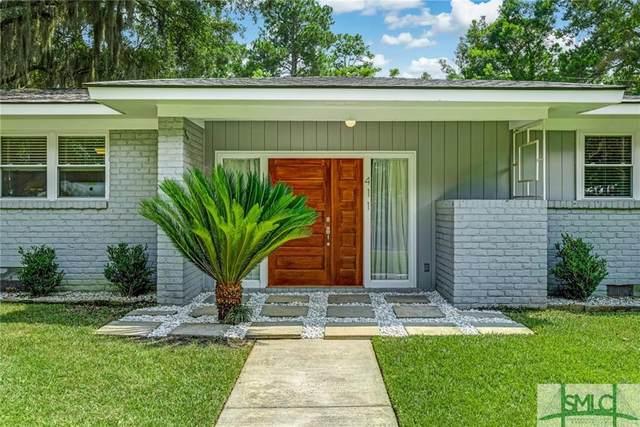 411 Windsor Road, Savannah, GA 31419 (MLS #254117) :: Liza DiMarco