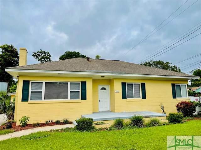 2701 River Drive, Savannah, GA 31404 (MLS #254118) :: Bocook Realty
