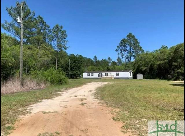 193 Davis Court, Hinesville, GA 31313 (MLS #254121) :: Coldwell Banker Access Realty