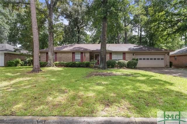 39 Red Fox Drive, Savannah, GA 31419 (MLS #254126) :: Teresa Cowart Team