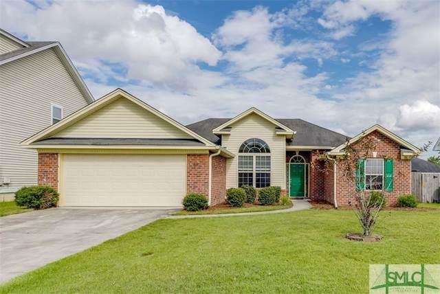 202 Pine Forest Lane, Pooler, GA 31322 (MLS #254132) :: The Arlow Real Estate Group