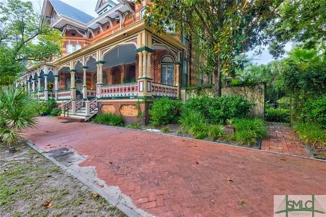 410 E Huntingdon Street, Savannah, GA 31401 (MLS #254134) :: Heather Murphy Real Estate Group