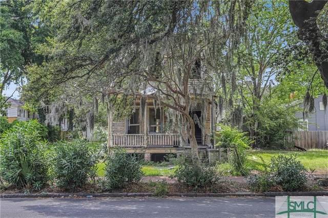 2205-2207 Martin Luther King Jr. Boulevard, Savannah, GA 31401 (MLS #254135) :: Coastal Savannah Homes