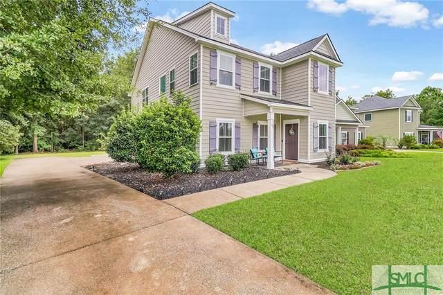 178 Sunbury Drive, Richmond Hill, GA 31324 (MLS #254143) :: Coldwell Banker Access Realty