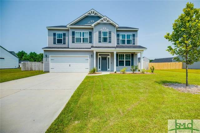 214 Crosswinds Drive, Rincon, GA 31326 (MLS #254147) :: The Arlow Real Estate Group