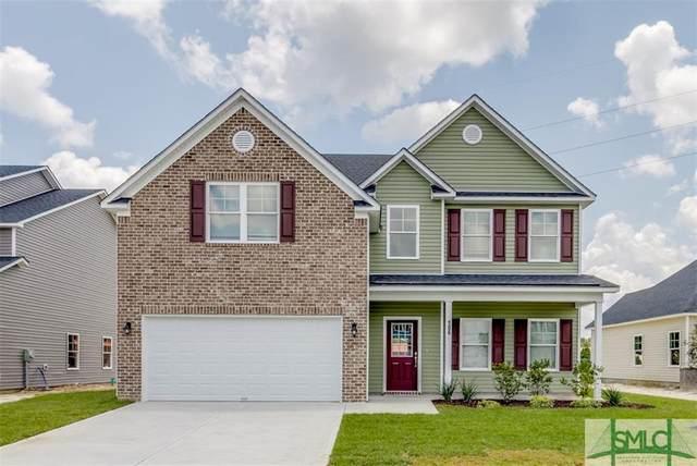 119 Franklin's Walk, Rincon, GA 31326 (MLS #254155) :: Heather Murphy Real Estate Group