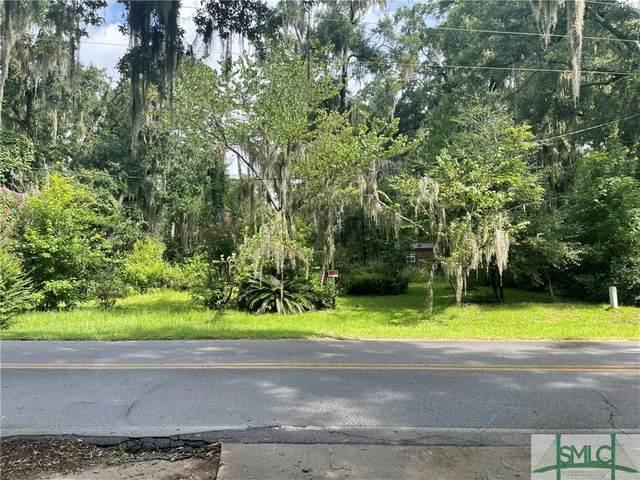 628 Lake Drive, Midway, GA 31320 (MLS #254160) :: Coastal Savannah Homes