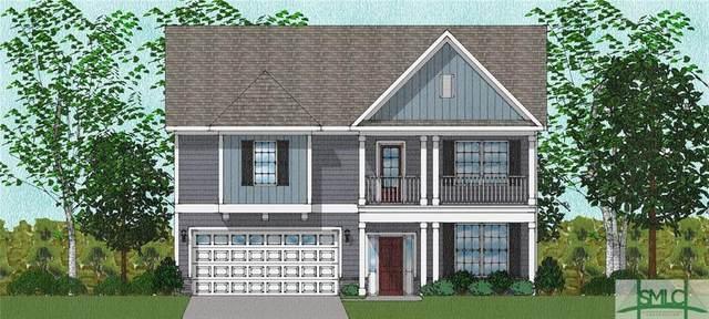 3854 Castleoak Drive, Richmond Hill, GA 31324 (MLS #254163) :: Heather Murphy Real Estate Group