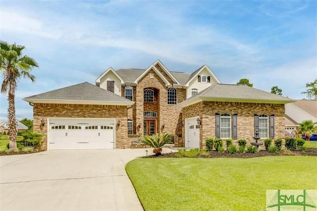 329 Purple Plum Drive, Rincon, GA 31326 (MLS #254164) :: The Arlow Real Estate Group