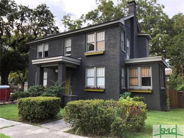 1102 E 51st Street, Savannah, GA 31404 (MLS #254166) :: Heather Murphy Real Estate Group